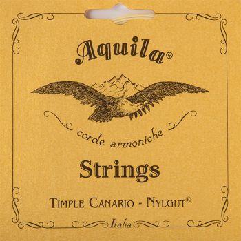 Aquila 5-H Cuerdas Timple Canario Soprano Tensión Normal