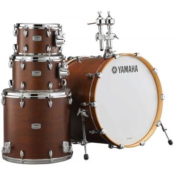Yamaha Tour Custom Chocolate Satin 22