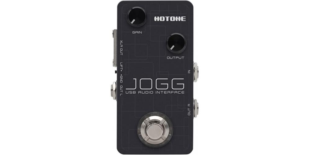 Hotone Jogg Interfaz de audio