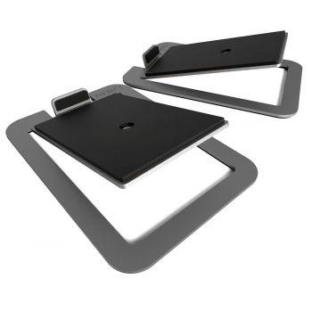 Kanto S4 Stainless Steel Soporte para Altavoces