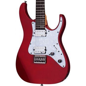 Schecter Banshee-6 SGR Metallic Red. Guitarra Eléctrica