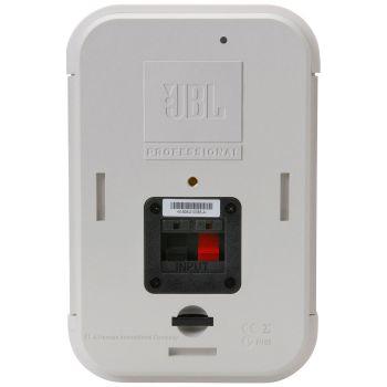 JBL CONTROL 1 PRO Altavoces blancos profesionales con soporte