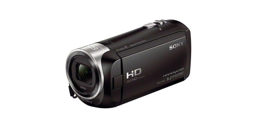 SONY HDR-CX405B Cámara de Video