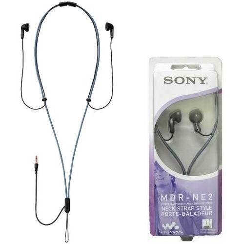 SONY MDR-NE2-B Auricular