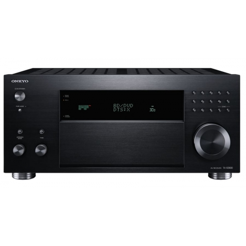 ONKYO TX-RZ800 B Receptor Dolby Atmos 180 W, Negro