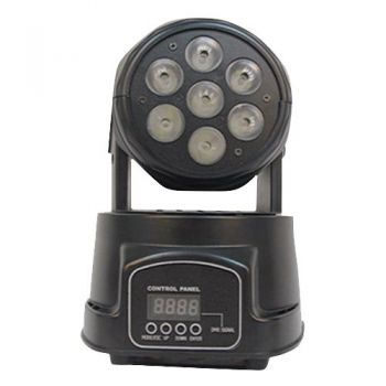 IBIZA LIGHT LMH350LED CONTROL