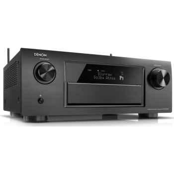 DENON AVR-X4200 Black  Receptor Av