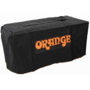 Orange Large Head Bag maleta