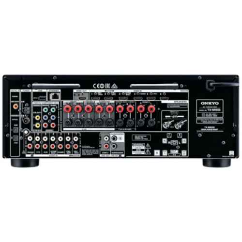 ONKYO TX-NR555 Black Receptor  AV