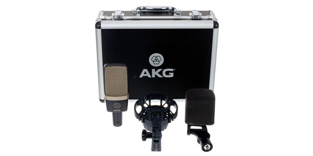 AKG C-314 Microfono Estudio