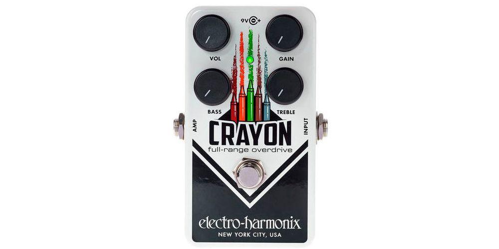 electro harmonix crayon 76 3