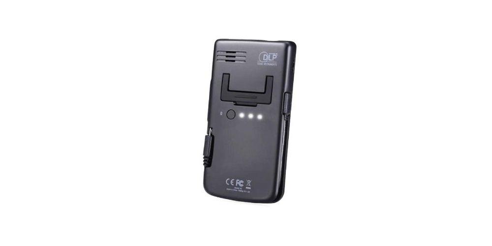 aiptek a50p proyector portatil proyecta smartphone