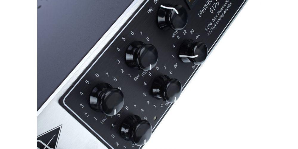 universal audio 6176 ajustes