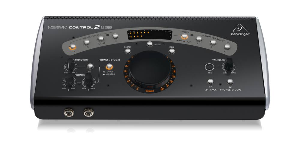 behringer CONTROL2USB interface
