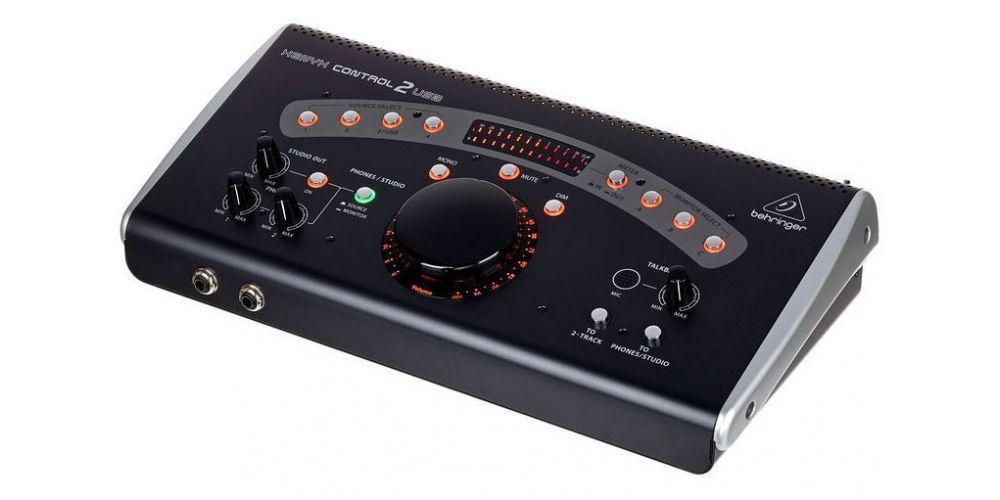 behringer control2usb