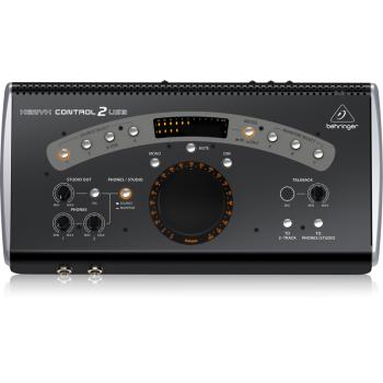 BEHRINGER CONTROL2USB Modulo Controlador de monitor para estudio