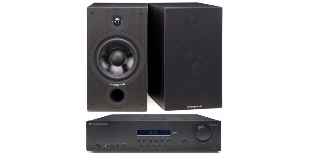 cambridge audio topaz sr10 sx60 black