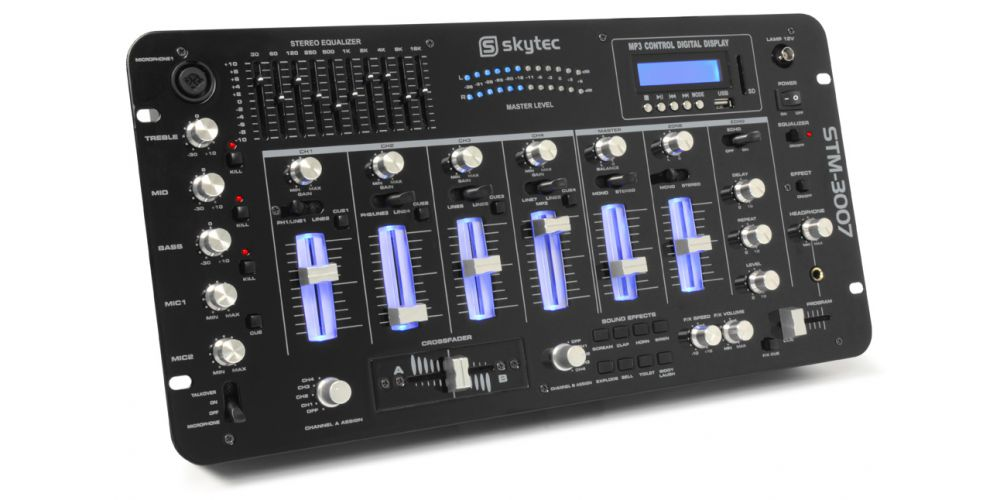mesa 6canales SkyTec STM 3007