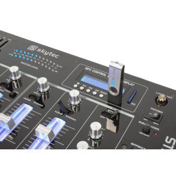 SkyTec STM-3007 Mezclador 6 Canales 172736