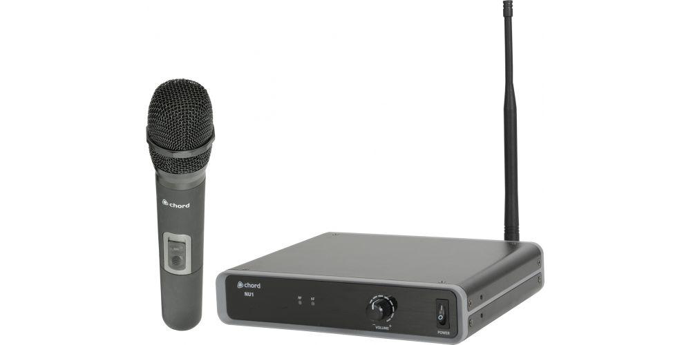 microfono inalambrico chord 171981