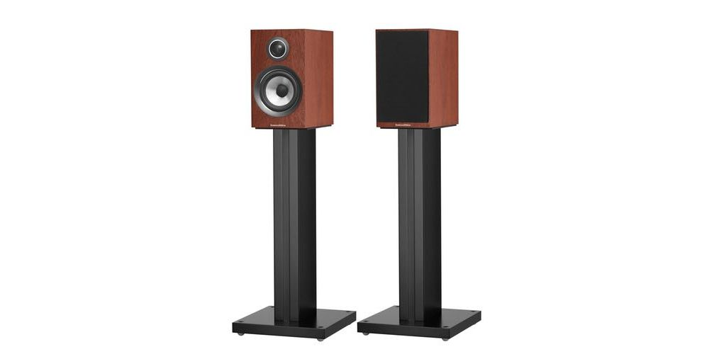Bowers Wilkins 707 S2 color rosenut