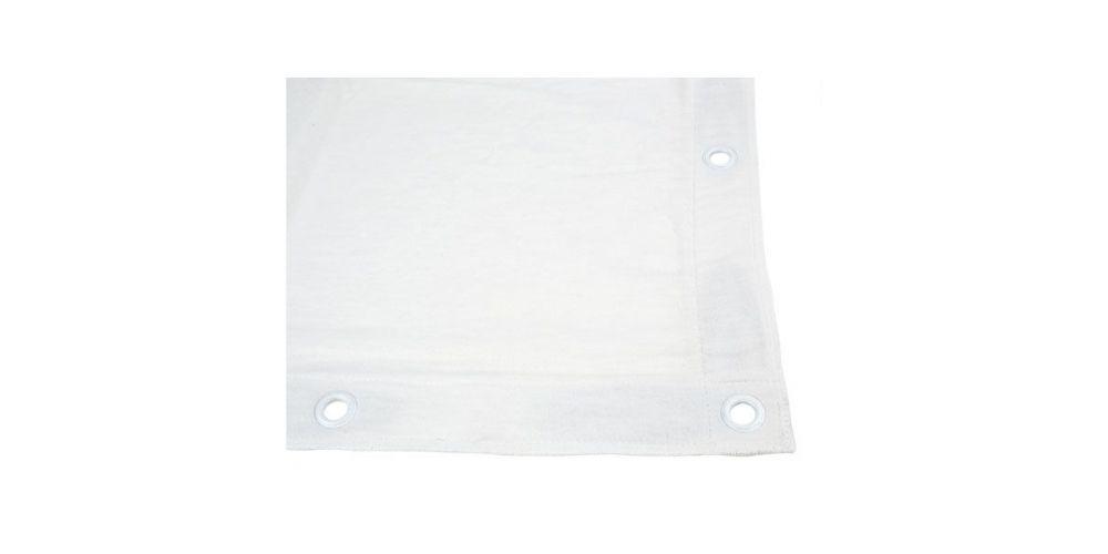 showtec square cloth white 89060 oferta