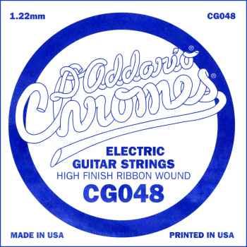 D´addario CG048 Cuerda Suelta para Guitarra Eléctrica