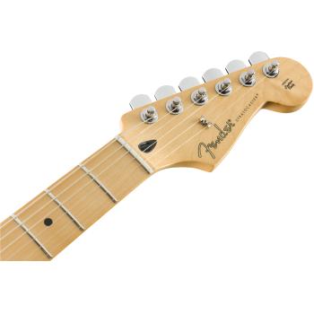 Fender Player Stratocaster MN Polar White Guitarra Eléctrica
