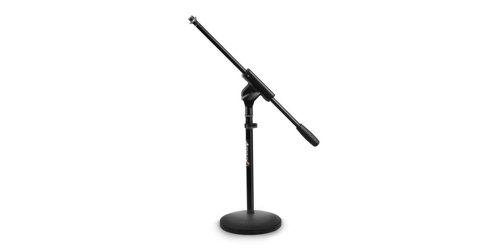 audibax ms 044b soporte microfono corto