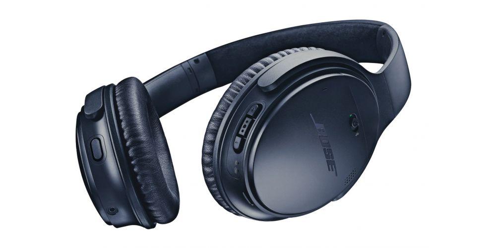 bose qc 35 auriculares triple midnight negro azulado