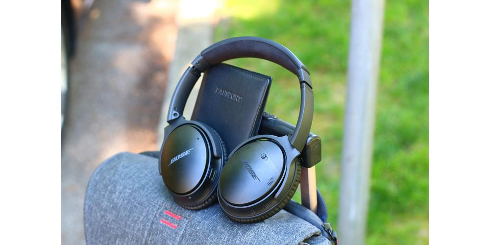 bose qc35 II bluetooth cancelacion ruido triple midnigt controles manos libres qc 35ii