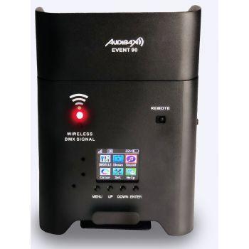 Audibax EVENT 90 Foco con Batería de iluminación estructural WiFi