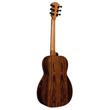 LAG T270PE Guitarra Electro Acústica Formato Parlor Serie Tramontane