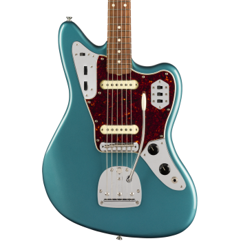 Fender Vintera 60s Jaguar PF Ocean Turquoise