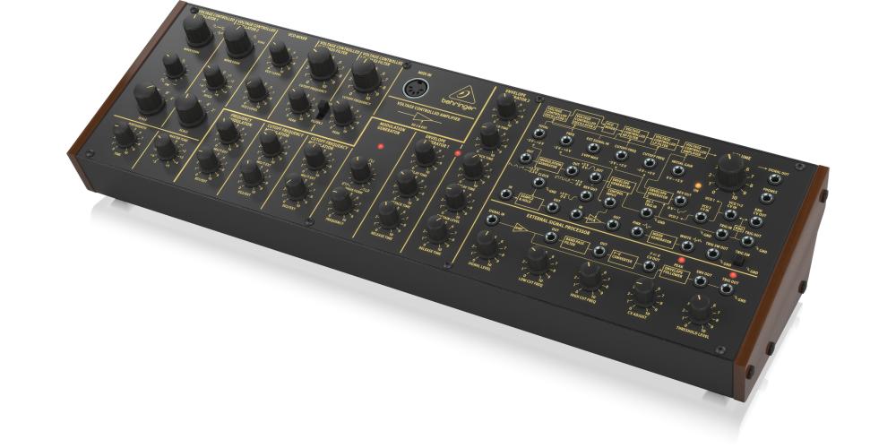 behringer k 2 sintetizador modular
