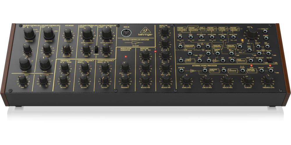 behringer k2 sintetizador