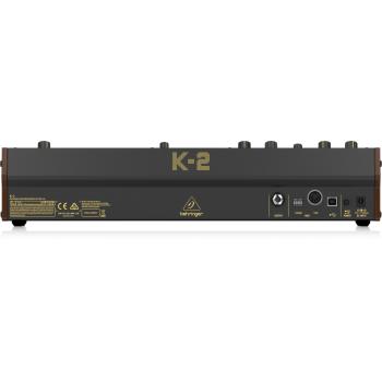 BEHRINGER K-2 Sintetizador
