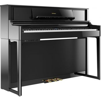 Roland LX705 PE Piano Digital Mueble