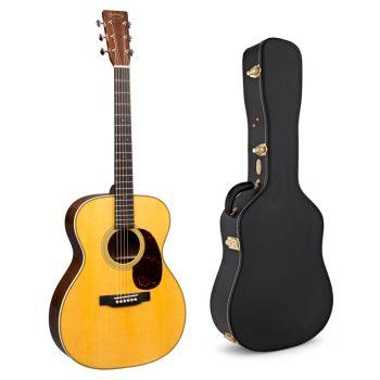 Martin 000-28 Guitarra Acústica con Estuche