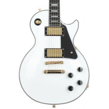 Epiphone Les Paul Custom Alpine White Guitarra Electrica