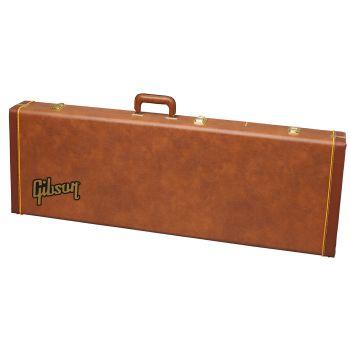 Gibson Firebird Hardshell Case Brown Instrument Case Estuche Guitarra Eléctrica