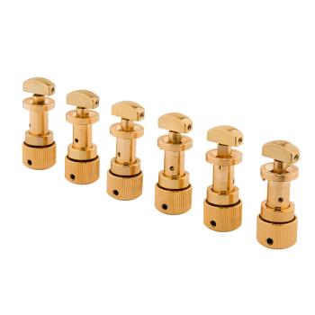 Gibson PMMH-STGH Steinberger Gearless Set de Clavijeros Gold