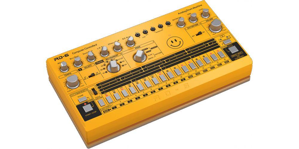 behringer rd 6 am caja ritmos