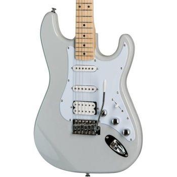 Kramer Focus VT-211S Pewter Grey Guitarra Eléctrica