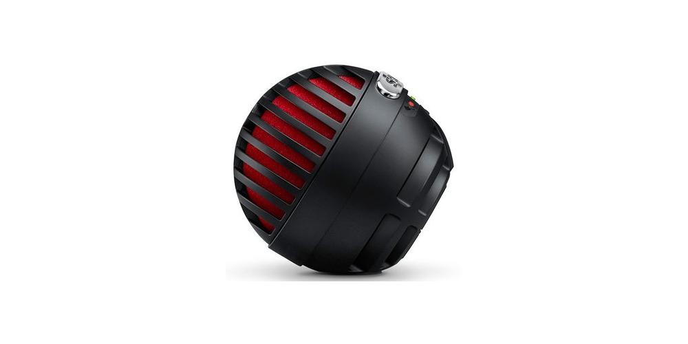 SHURE MV5 B DIG Microfono Digital de Condensador Negro Lightning