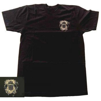 DiMarzio DD3500BK Camiseta DiMarzio Black Talla M