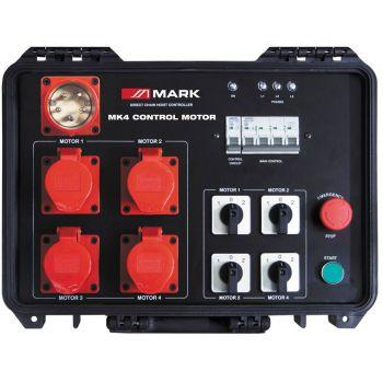 MARK MK 4 Control Motor Control para 4 Polipastos Trifásicos 16A