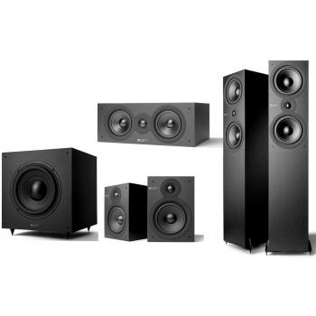 Cambridge Audio SX80 MATT CINEMA PACK 5-1 Altavoces Home Cinema