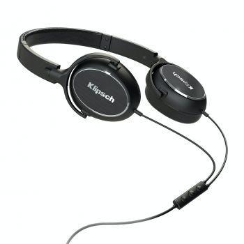 Klipsch R6i On Ear Black Auriculares