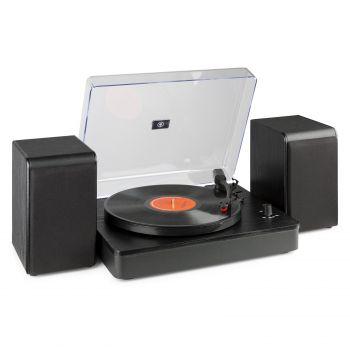 audizio RP330 Giradiscos Bluetooth con Amplificador y Altavoces